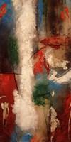 "Cubone I by Nancy Villarreal Santos - 15"" x 30"""