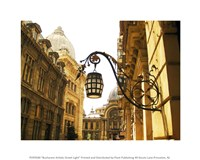 Bucharest Artistic Street Light - various sizes, FulcrumGallery.com brand