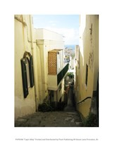 Capri Alley Fine Art Print