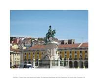 Lisbon King Jose Equestrian Statue - various sizes, FulcrumGallery.com brand