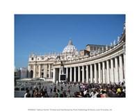 Vatican Rome - various sizes, FulcrumGallery.com brand