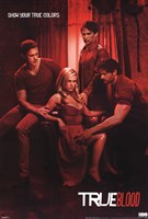 True Blood - Show Your True Colors Wall Poster