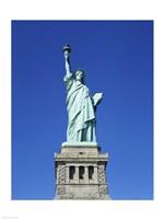 Statue of Liberty, New York City, New York, USA Fine Art Print