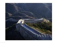 Great Wall of China Fine Art Print