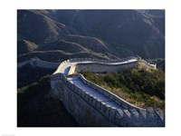 Great Wall of China Fine Art Print