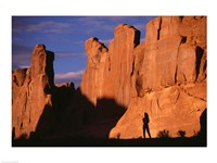 Arches National Park Utah USA Fine Art Print