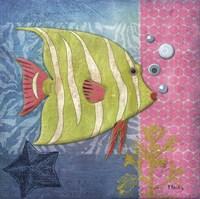 Fantasy Reef II Fine Art Print