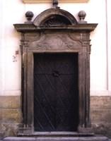 Prague Door I Fine Art Print