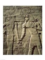 Temples of Karnak, Luxor, Egypt Fine Art Print