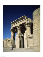 Temple of Kom Ombo, Kom Ombo, Egypt Fine Art Print