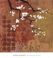Japanese Branch Floral Fine Art Print