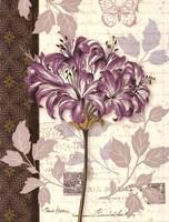 Chelsea Purple I Fine Art Print