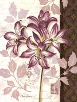 Chelsea Purple II Fine Art Print