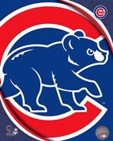 2011 Chicago Cubs Team Logo Fine Art Print