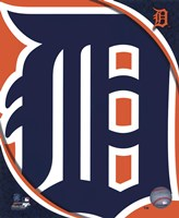 2011 Detroit Tigers Team Logo Fine Art Print