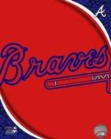 2011 Atlanta Braves Team Logo Fine Art Print
