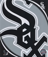 2011 Chicago White Sox Team Logo Fine Art Print