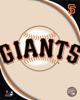 2011 San Francisco Giants Team Logo Fine Art Print