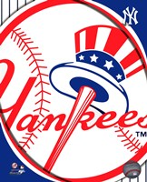 2011 New York Yankees Team Logo Fine Art Print