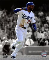 Matt Kemp 2011 Spotlight Action Fine Art Print
