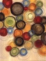Colorful Whimsy I Fine Art Print