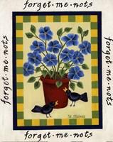 American Flowers II Fine Art Print