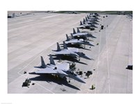 U.S. Air Force F-15 Fighter Jets - various sizes