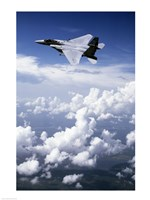 F-15 Eagle Fighter  United States Air Force - various sizes