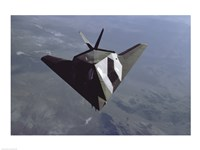 US Air Force F-117 Stealth Figher - various sizes