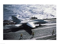 U.S. Navy F-14 Tomcat USS John F. Kennedy - various sizes