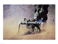 AM-47 Anti-Tank Weapon Fine Art Print
