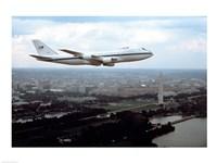 E-4B Advanced Airborne Command Post Washington, D.C. - various sizes