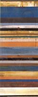 Stripes Panel II Framed Print