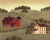 The Farm Fine Art Print