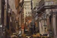 Union Square NY Fine Art Print