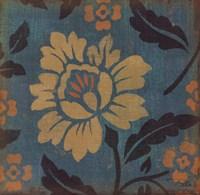"""Estampes Floraux VIII by Alain Pelletier - 12"""" x 12"""""""