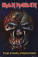 Iron Maiden - The Final Frontier Wall Poster