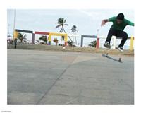 Skate Jump Fine Art Print