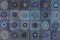 "Underwater Mosaic by Silvia Vassileva - 36"" x 24"""