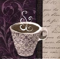 """Cafe II by Elizabeth Medley - 6"""" x 6"""""""