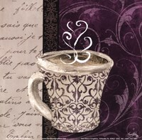 "6"" x 6"" Coffee Art"