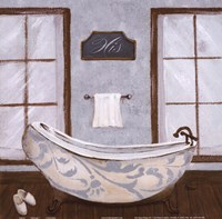 Villa Bath II Fine Art Print