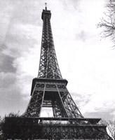 """Eiffel Tower II by Allison Jerry - 8"""" x 10"""""""