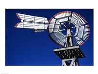 USA, Texas, San Antonio, Tower of the Americas, close up of old windmill - various sizes - $29.99