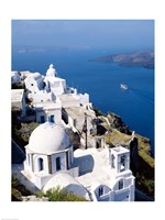 Cyclades Islands, Greece Fine Art Print