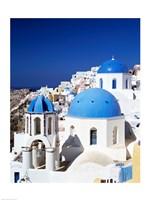 Santorini, Oia , Cyclades Islands, Greece Fine Art Print