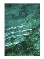 Kanaha Beach Maui Hawaii USA Fine Art Print