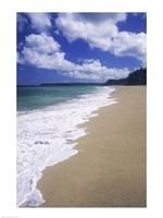 Lumahai Beach Kauai Hawaii USA Fine Art Print