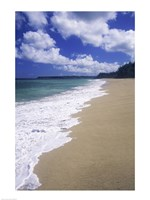 Lumahai Beach Kauai Hawaii USA Fine Art Print