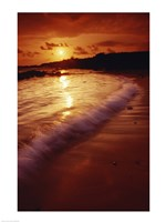 Salt Pond Beach Park Kauai Hawaii USA Fine Art Print